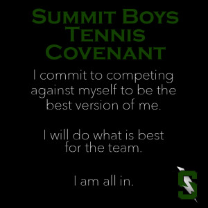 Summit Tennis Covenant