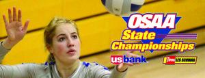 OSAA volleyball